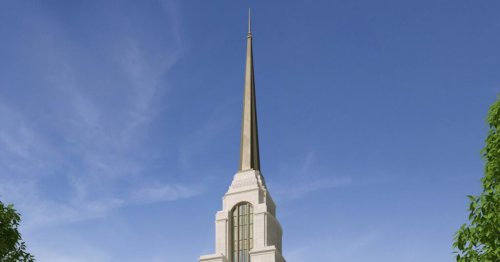 Ground broken for Syracuse Utah Temple, Church's 38th under construction