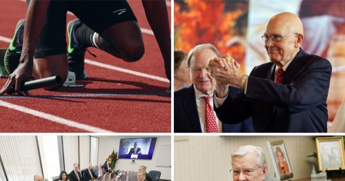 In case you missed it: President Nelson on Olympic ideals, President Oaks at This Is the Place Heritage Park plus 7 more stories