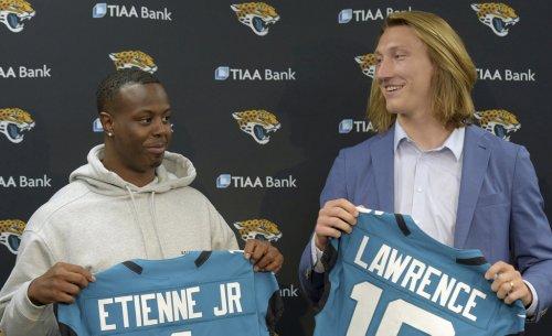 Swinney believes Etienne is the perfect situation in Jacksonville