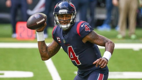 Watson missing from Texans' first padded practice