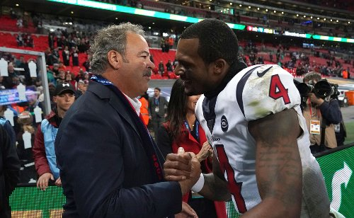 Texans announce possible trade deadline for Watson