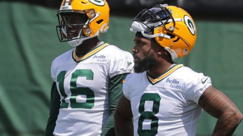 Rodgers explains special reason for choosing No. 8 with Packers