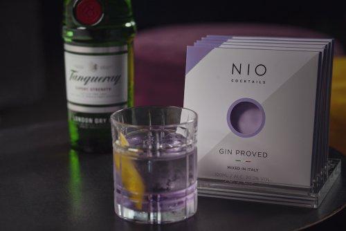 NIO Cocktails: Geschüttelt, nicht gerührt