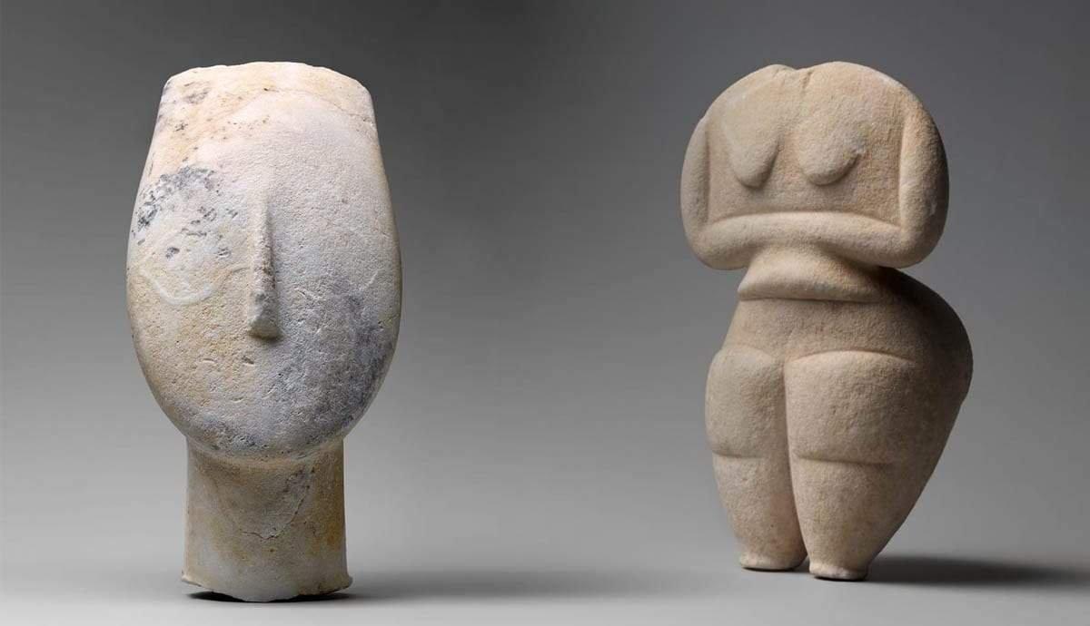 Aegean Civilizations, the emergence of European Art