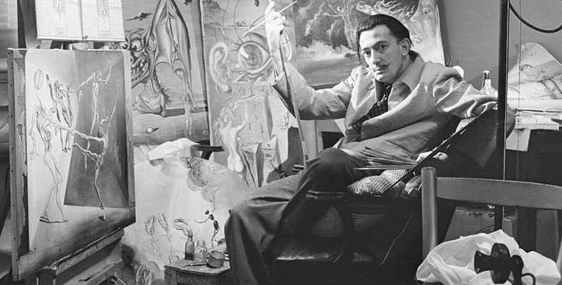 Salvador Dali: The life and work of an Icon