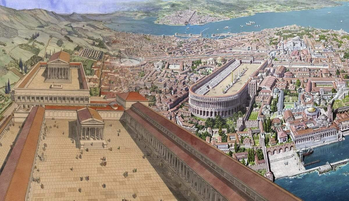 Which Were The 5 Greatest Ancient Roman Cities (After Rome)?