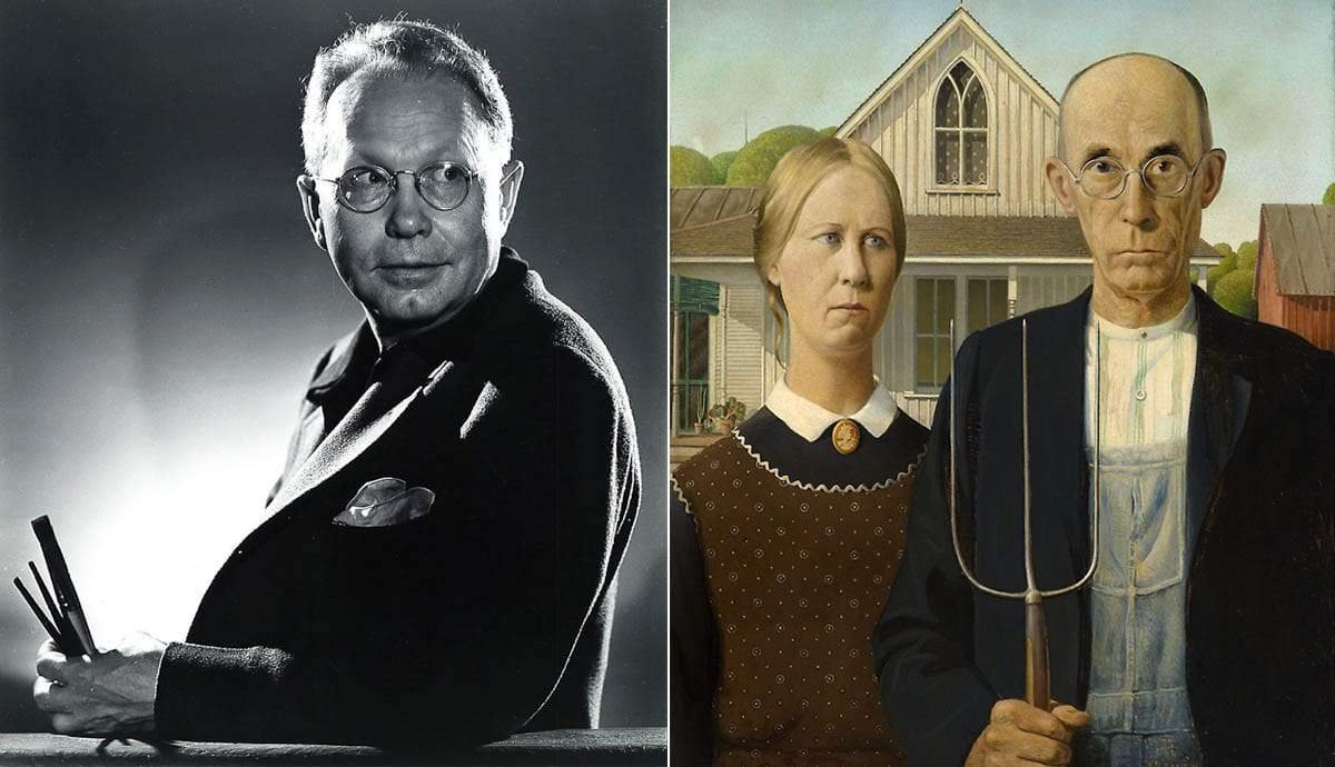 Grant Wood: The Work And Life Of The Artist Behind American Gothic