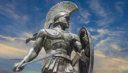 This Is Sparta! Communal Living, Slave Hunts, and Warrior Ideals