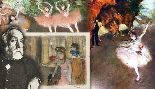 8 Underappreciated Monotypes By Edgar Degas