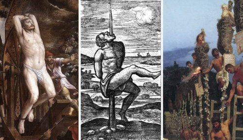 10 Brutal Ways to Die by Torture in the Ancient World