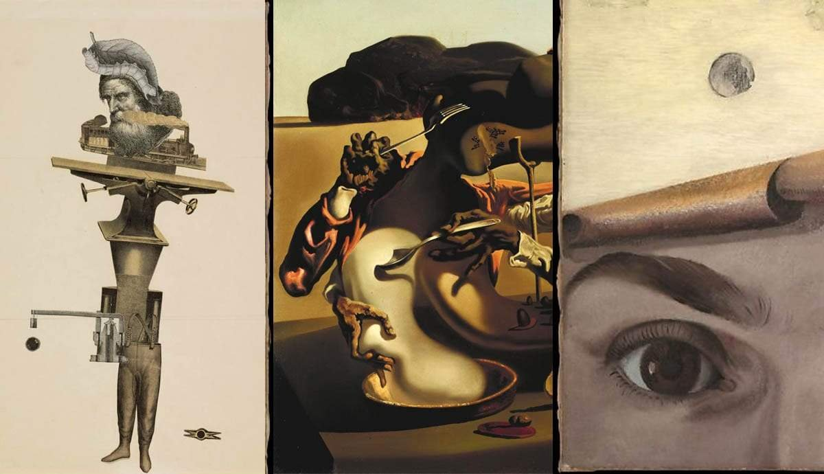Surrealism: The Art Of The Unconscious Mind