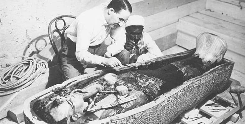 Howard Carter: Discoverer of the Tomb of Tutankhamun