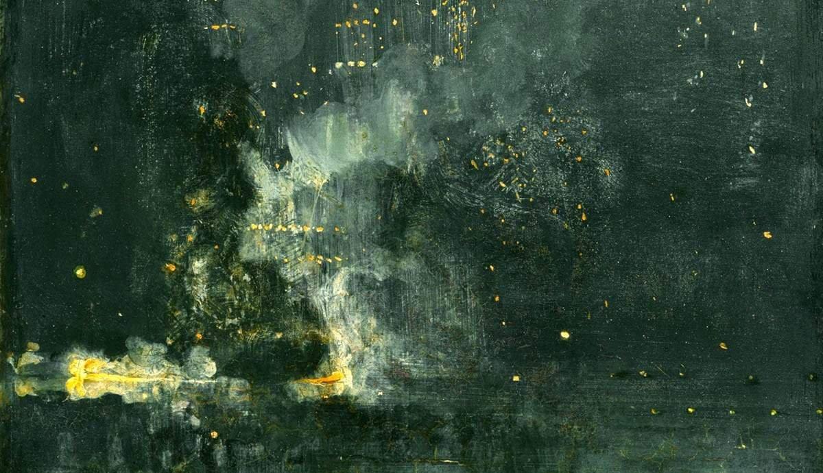 The Case of John Ruskin vs. James Whistler