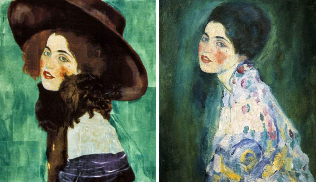 Stolen Gustav Klimt Painting Worth $70M to be Displayed After 23 Years