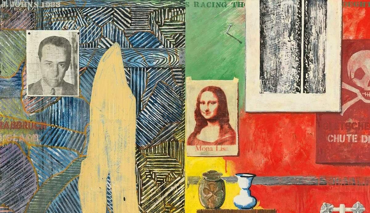Jasper Johns: Becoming An All-American Artist