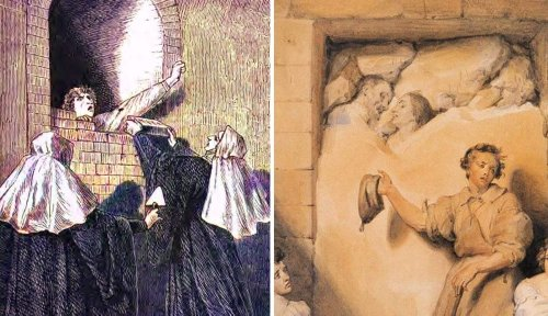 Anchorites: Medieval Women And Men Walled Up Alive
