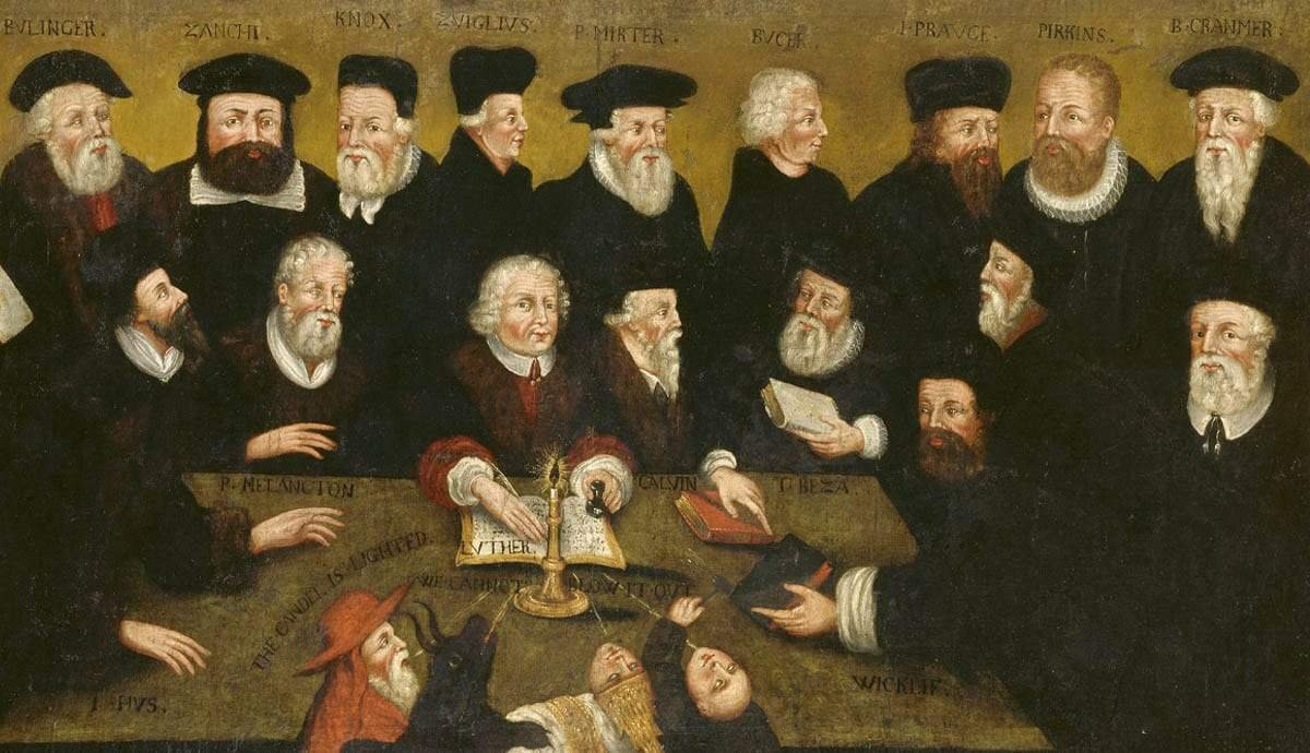 How Protestant Reformation Shaped Modern Education