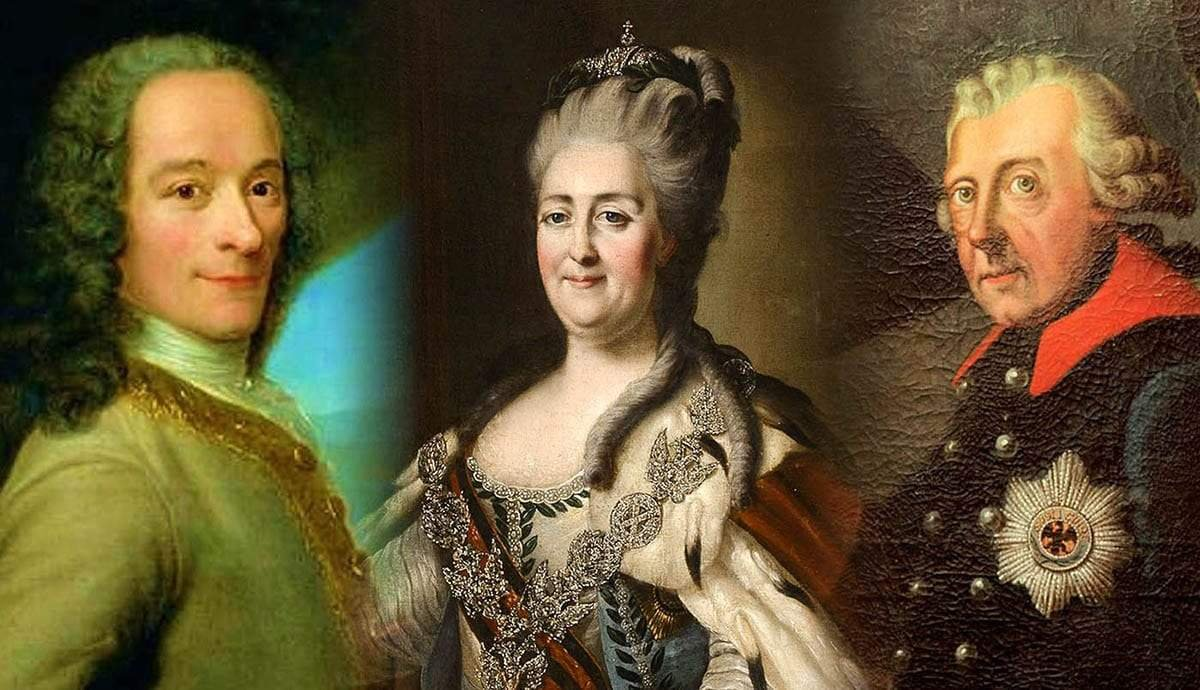 The Age of Enlightenment: Enlightened Despots in the Absolutist Era