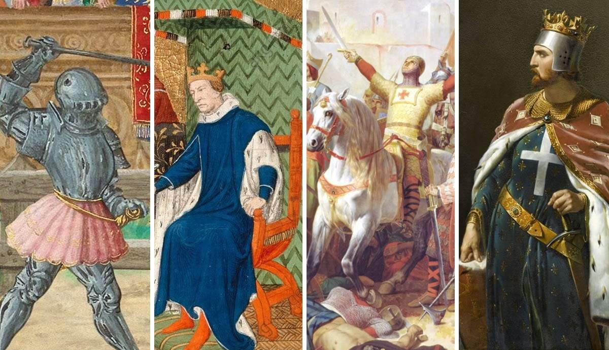 8 Greatest and Toughest Medieval Knights Worth Knowing