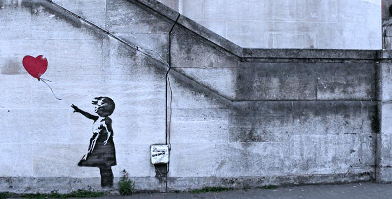Banksy – The Renowned British Graffiti Artist