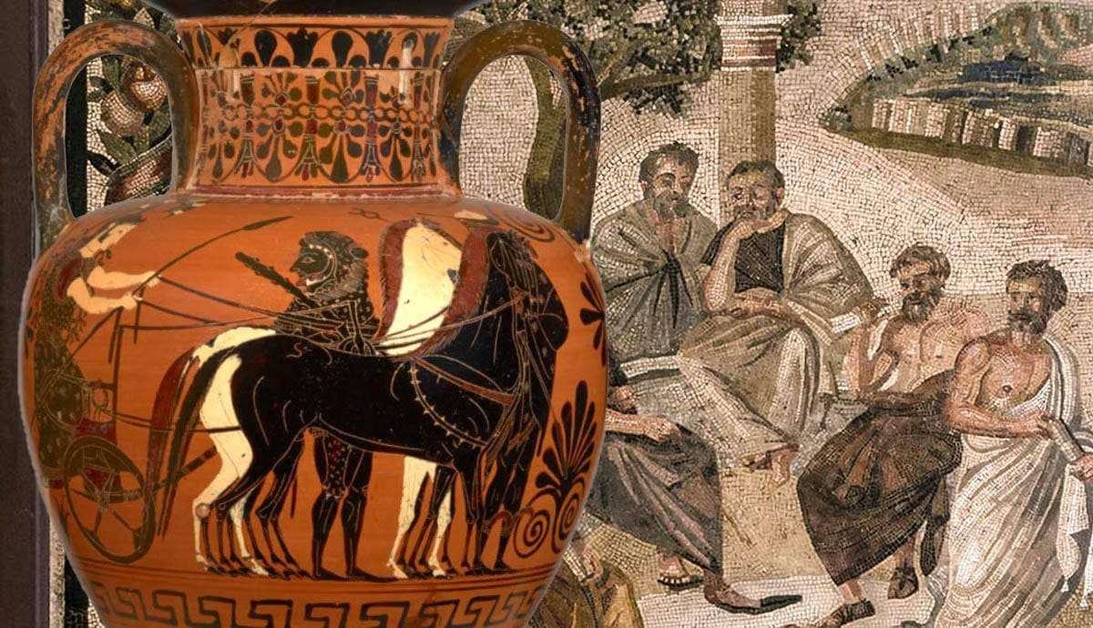 The Chariot: Plato's Concept of the Lover's Soul in Phaedrus