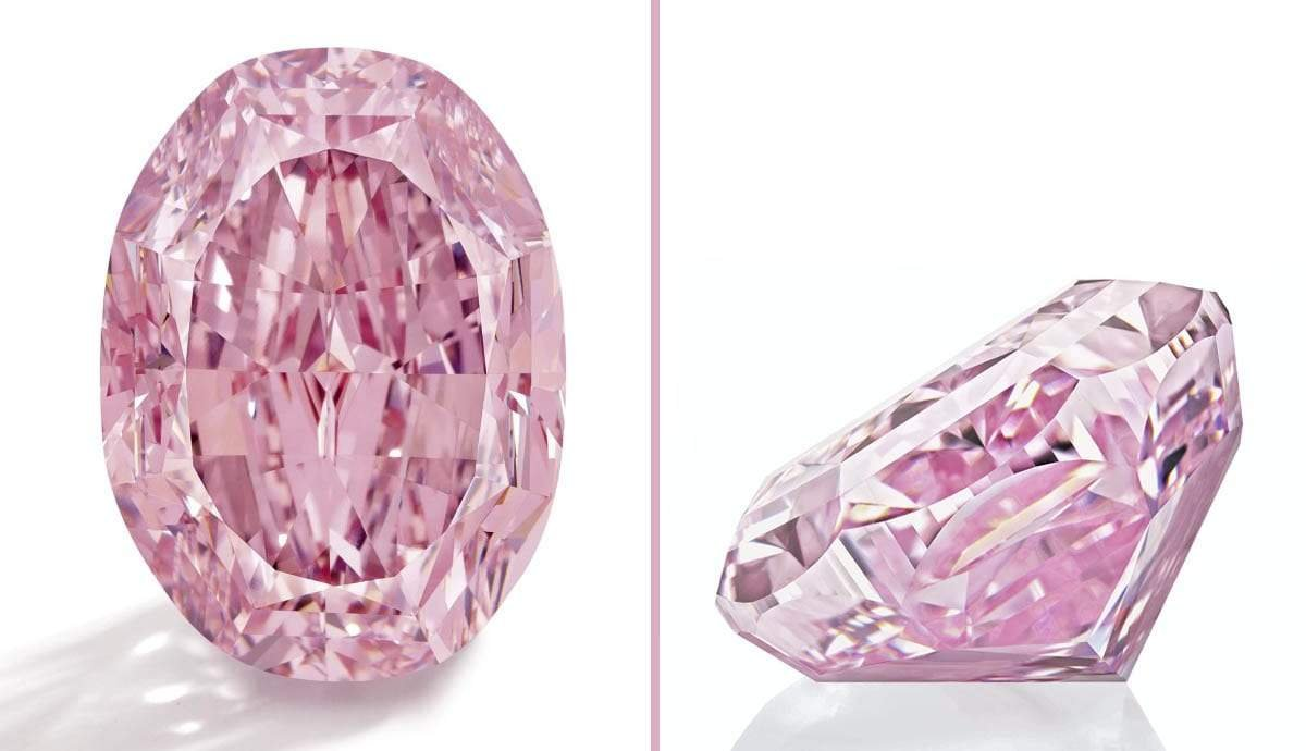 14.83-carat Pink Diamond Could Reach $38M at Sotheby's Auction