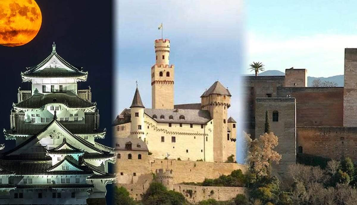 Here Are 5 Of The World's Most Impressive Medieval Castles