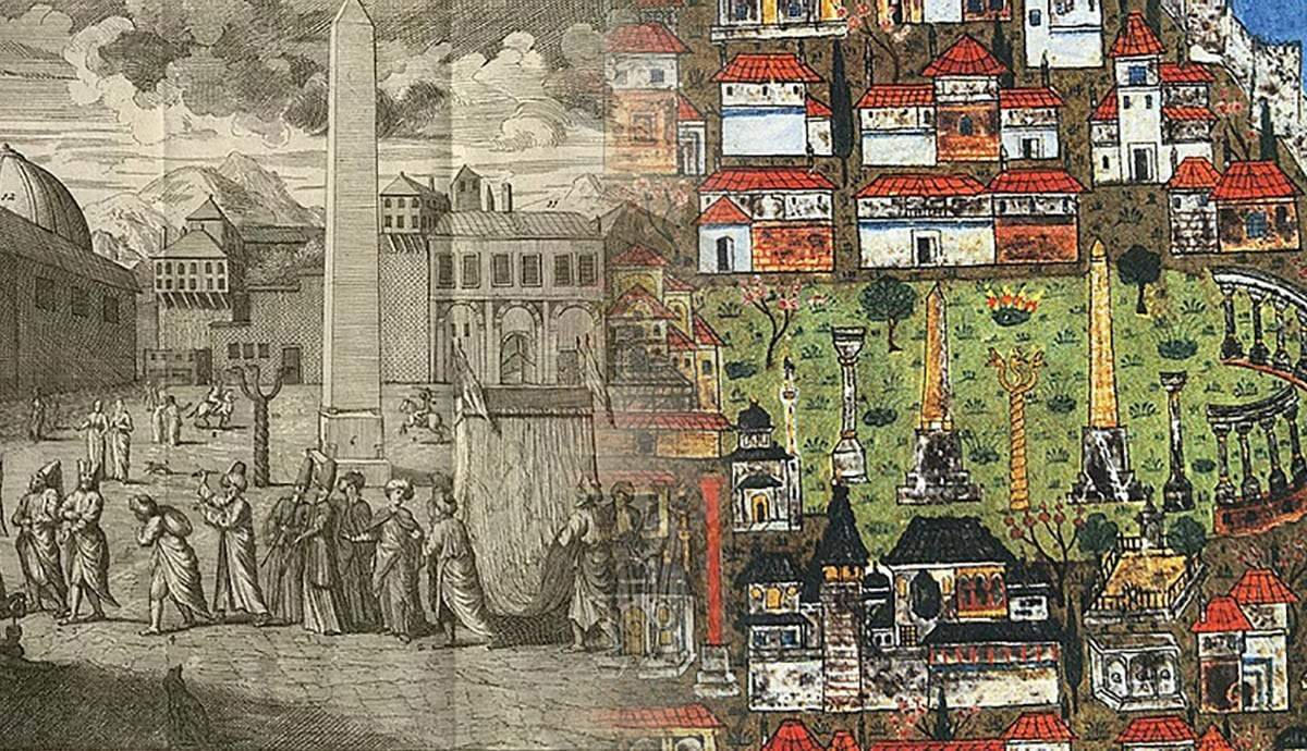 The Hippodrome of Constantinople: 10 Most Unusual Antiquities