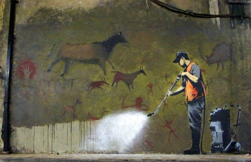 The Best of Banksy's Political Art