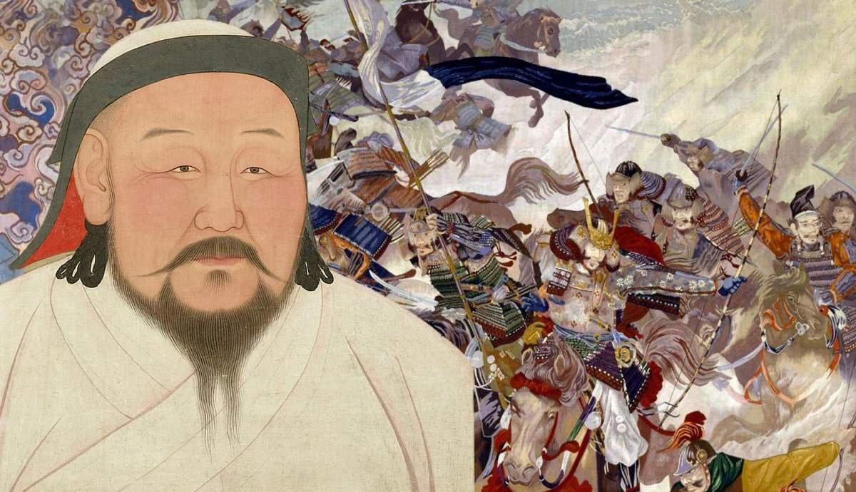 The Mongol Empire and Divine Winds: The Mongol Invasion of Japan