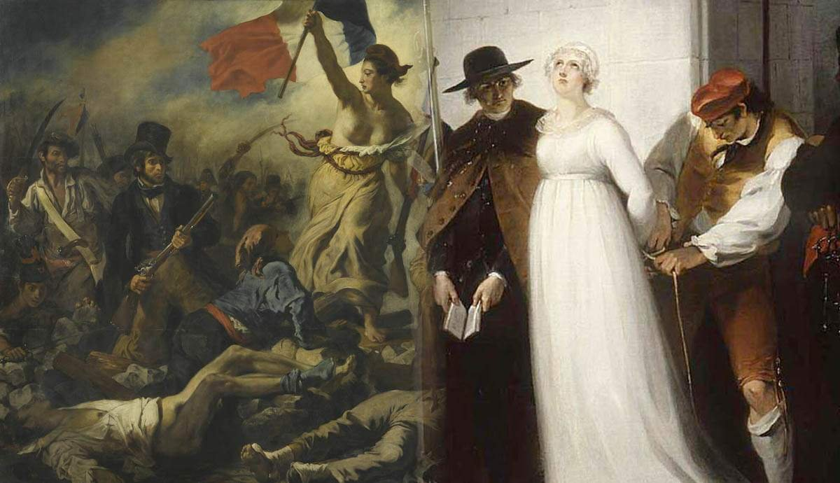 The French Revolution in 5 Iconic Paintings
