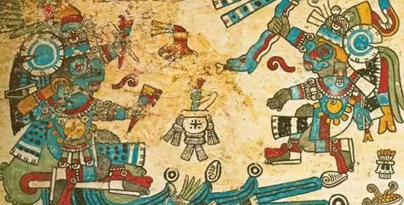 Similarities between Mayan and Aztec gods and goddesses