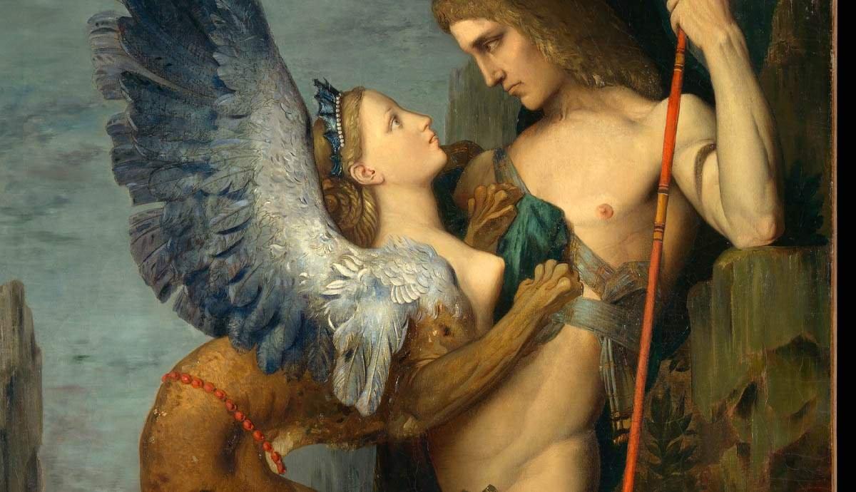 The Tragic Story of Oedipus Rex Told Through 13 Artworks