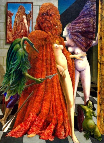 The Nonsense Fantasies of Max Ernst, Founder of Dada and Surrealism