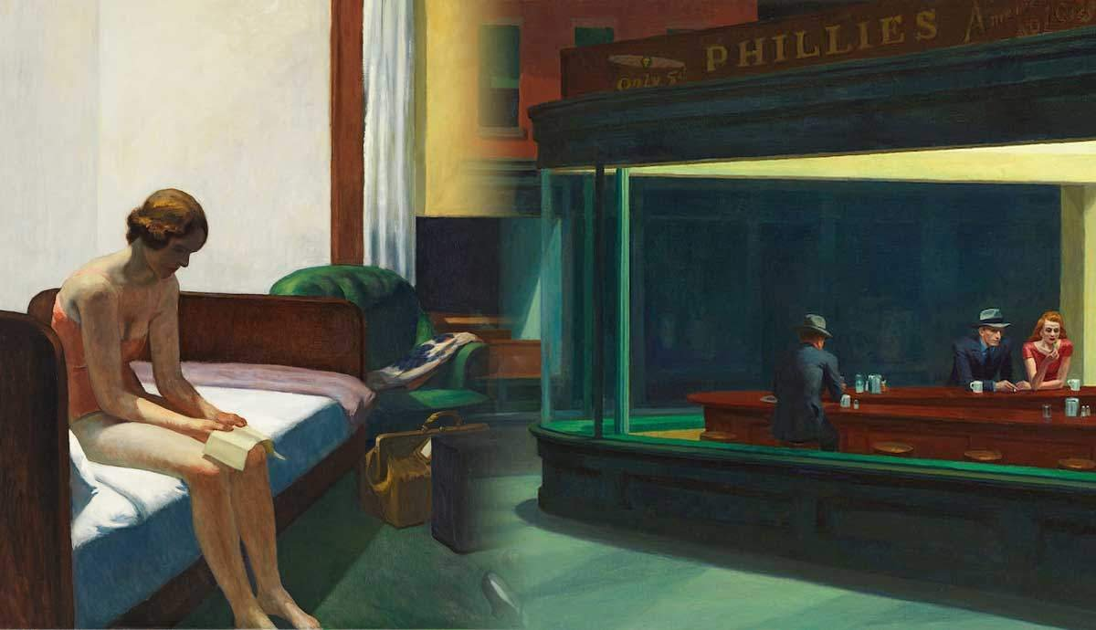 Edward Hopper: Get To Know The King Of American Realism In 15 Facts
