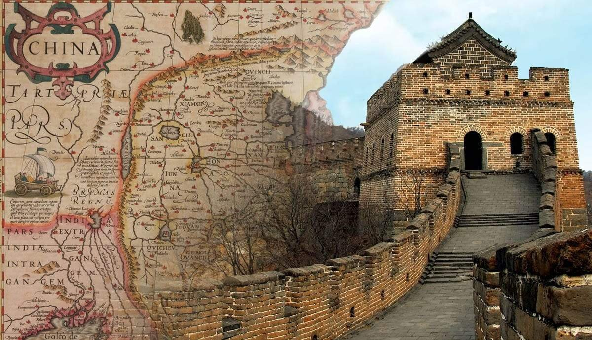 11 Facts About The Great Wall of China You Don't Know