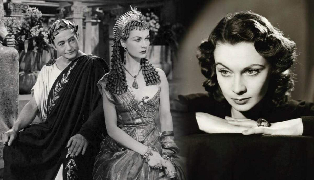 The Nymphet Sexualization Of Cleopatra In Caesar And Cleopatra (1945)