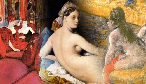 Erotic Art: From Ancient Pompeii to Today