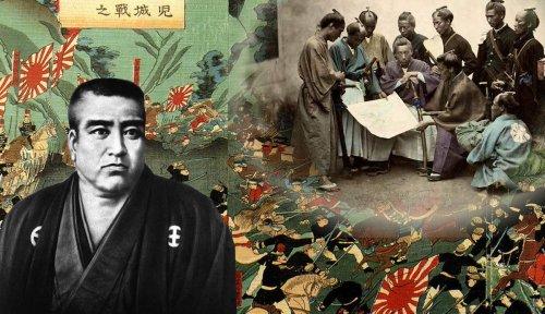 Why Did the Samurai Lose? Rebellion & the Last Warrior