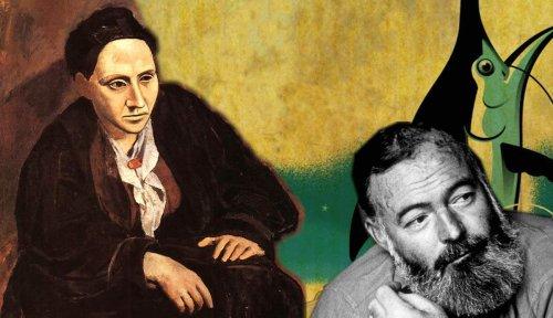 American Writers in Paris: Gertrude Stein & Ernest Hemingway