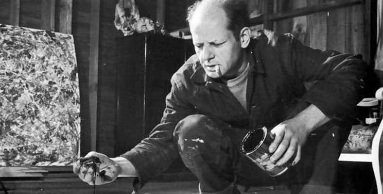 Jackson Pollock, Famous American Painter & Artist
