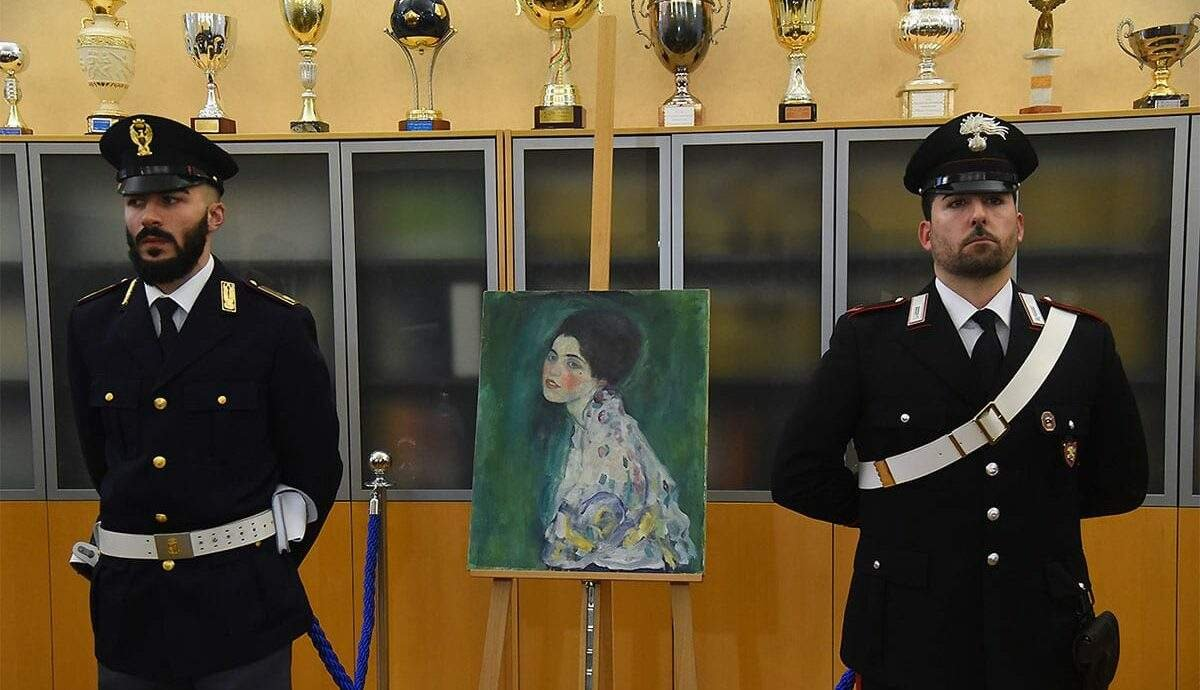 Stolen Klimt Found: Mysteries Surround the Crime After Its Reappearance
