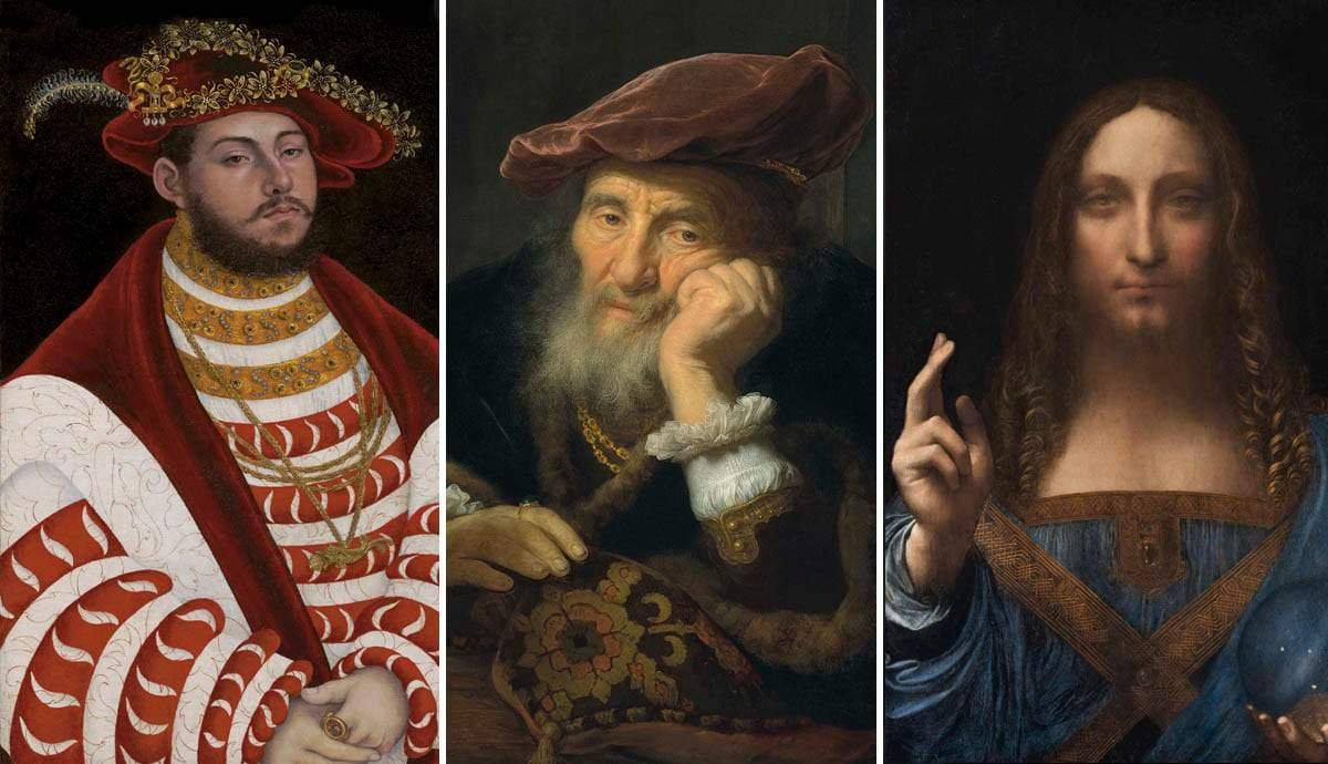 11 Most Expensive Old Master Artwork Auction Results In The Last 5 Years