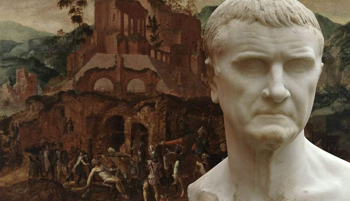Marcus Licinius Crassus: The Rise and Fall of Rome's Wealthiest Man