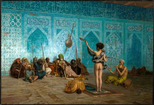 How The West Depicts The East: Orientalism In Art