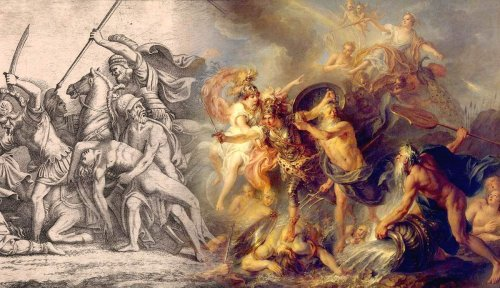 How the Mighty Fall: The Hubris of 6 Greek Heroes