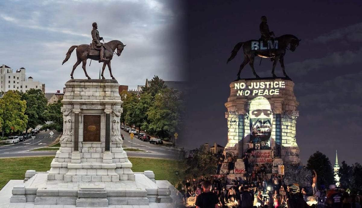 Removing Statues: Reckoning With Confederate And Other US Monuments
