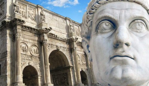 Arch of Constantine: The Monument With Many Faces