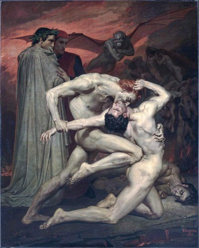 From Gilgamesh to Dante: A History of Hell