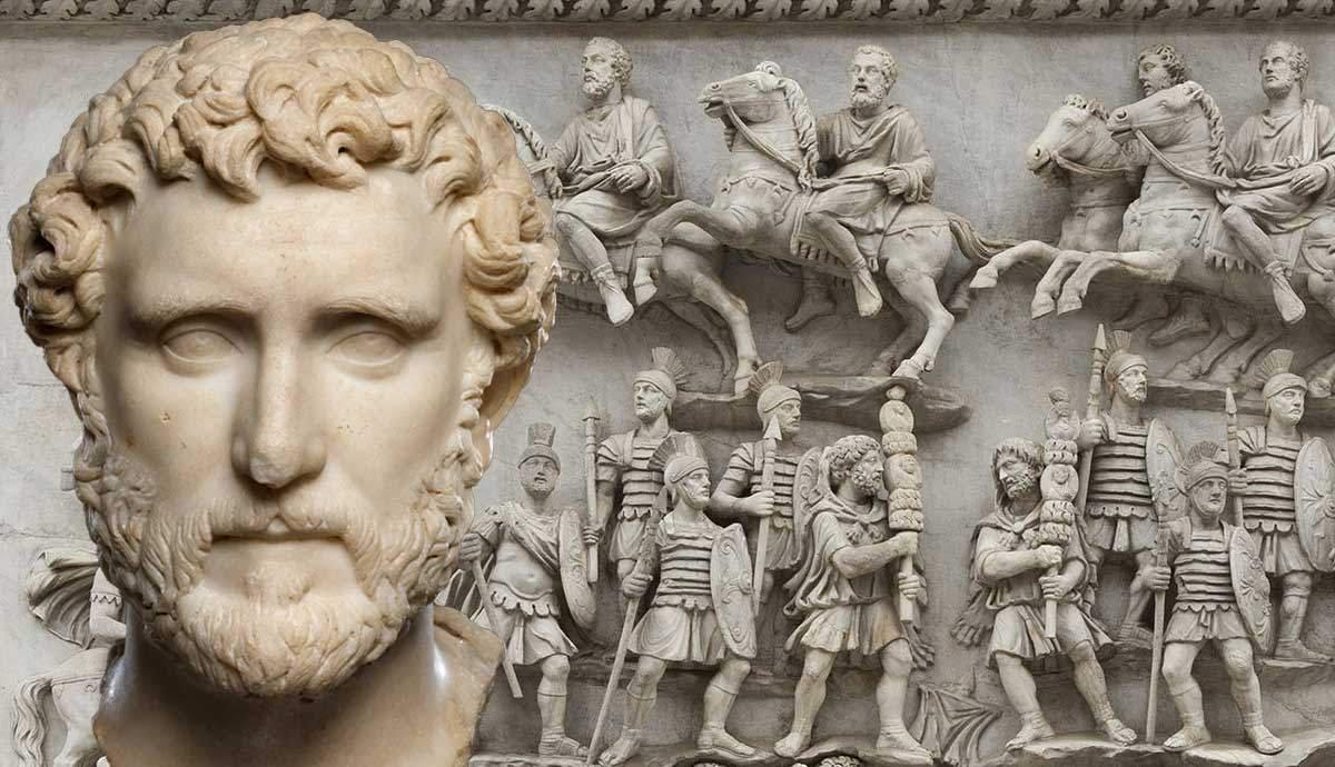 Antoninus Pius: Roman Emperor of Peace and Piety (8 Facts)